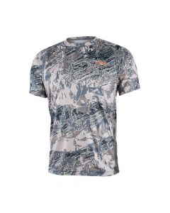Core Crew Top Short Sleeve Open Country