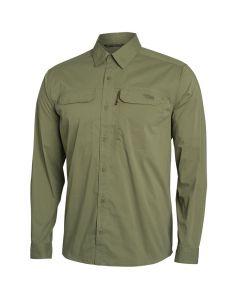 Sitka Globetrotter Long Sleeve Shirt - Forest