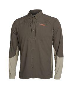 Sitka Hybrid Scouting Shirt - Bark