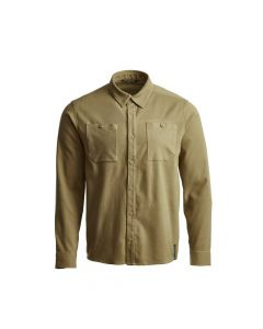 Sitka Riser Work Long Sleeve Shirt - Clay