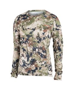 Core Crew Top Long Sleeve Open Country
