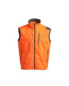 Sitka Stratus Vest - Blaze Orange