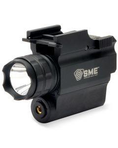 SME Compact Tactical Handgun LED Light & Laser Combo