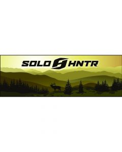 SOLO HNTR Ultra Premium 15x44 TekMat
