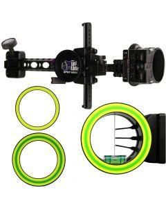 Spot Hogg Fast Eddie XL MRT Adjustable 3 Pin Archery Sight