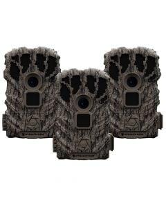 Stealth Cam BT12 12MP Trail Camera 3 Pack
