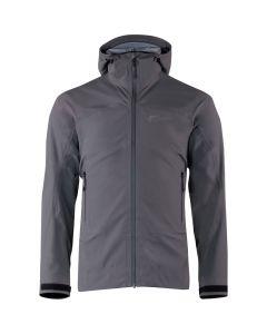 Stone Glacier M5 Breathable Rain Jacket- Grey