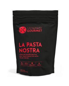 Stowaway Gourmet La Pasta Nostra Freeze-Dried Meal