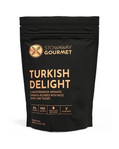 Stowaway Gourmet Turkish Delight Freeze-Dried Meal