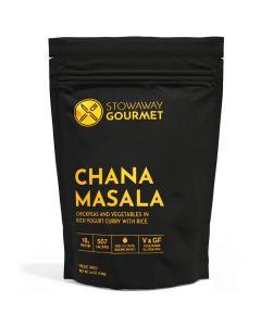 Stowaway Gourmet Chana Masala Freeze-Dried Meal