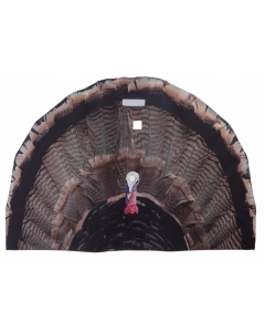 Killer Gear TurkeyFan Collapseable Turkey Decoy 1
