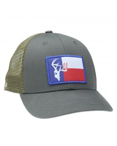 Rep Your Water Texas Whitetail Hat 1
