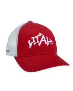 Rep Your Water Utah Trout Hat 1