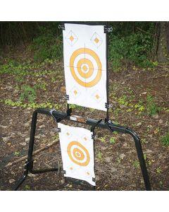 Viking Solutions Convertible Paper Target Holder