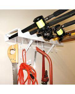 Viking Solutions Overhead Tool/Fishing Rod Rack