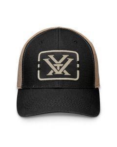 Vortex Black Range Day Logo Cap