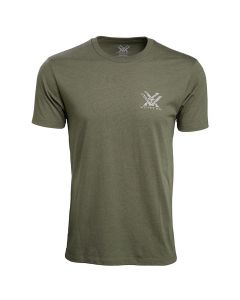 Vortex Head-On Muley Short Sleeve T-Shirt