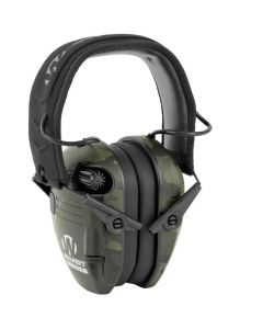 Walkers Game Ear Camo Razor Hearing Protection Muff - Grey Multicam