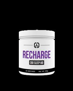 Warrior Fuel Recharge CBD Sleep Aid