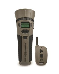 Western Rivers Mantis 75R Handheld Electronic Caller with Remote