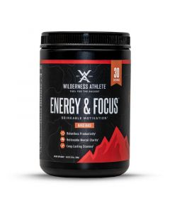 Wilderness Athlete Energy & Focus - Tropical Fusion