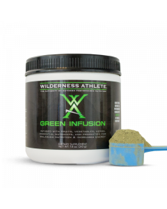 Wilderness Athlete Green Infusion Tub