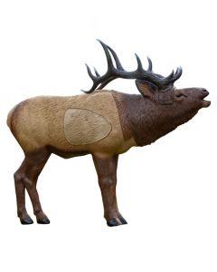 Rinehart 1/3 Scale Woodland Elk Archery Target 1