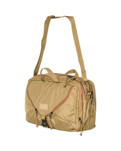 Mystery Ranch 3 Way Briefcase Backpack coyote