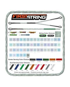 First String X-IT WIRE Magnum Bowstring Set