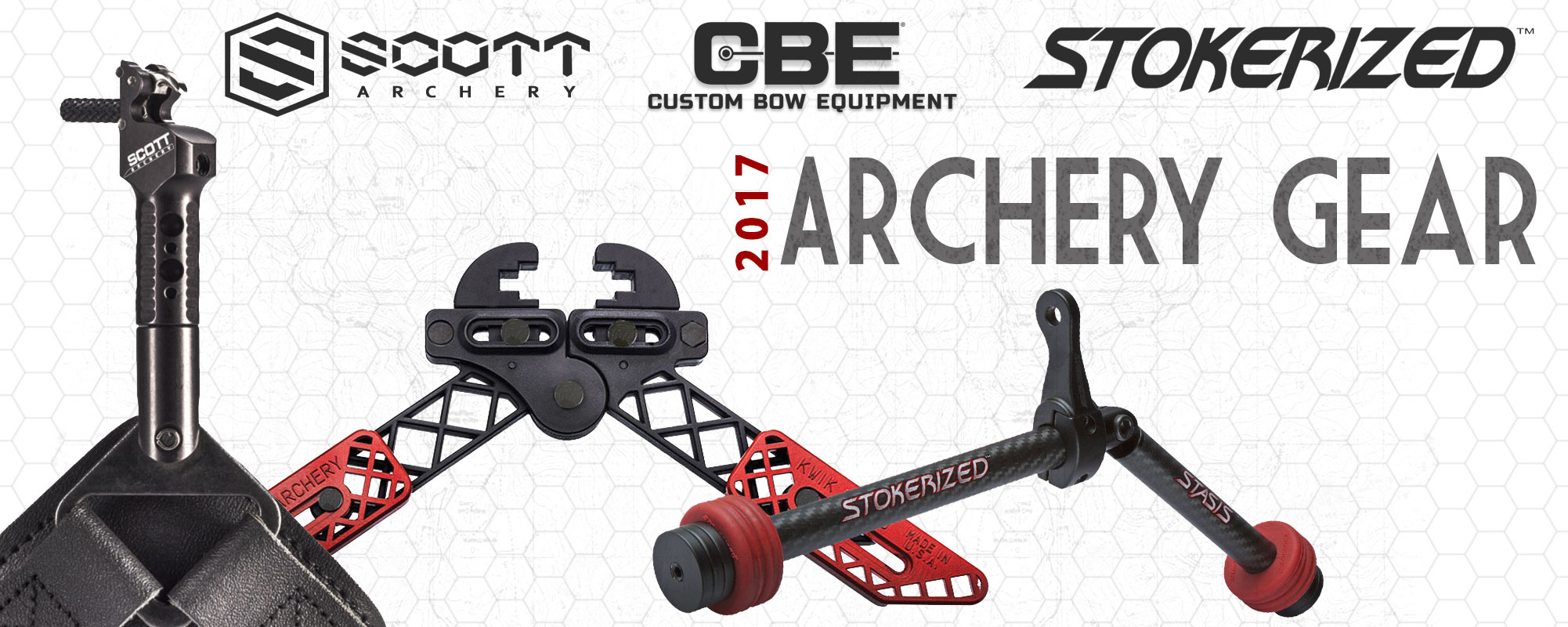 2017 Archery Gear and Accessories
