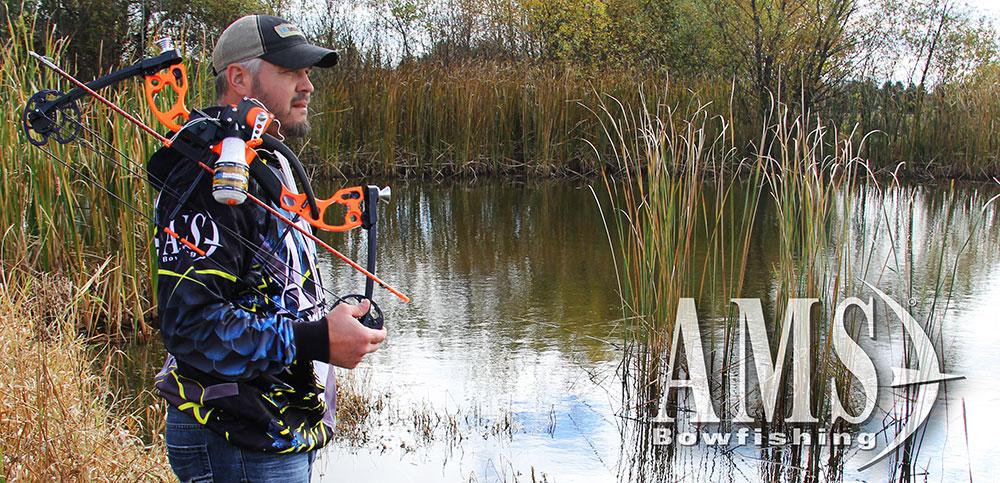 AMS Bowfishing Reels and Bows