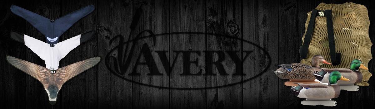 Avery Outdoors Waterfowl Gear