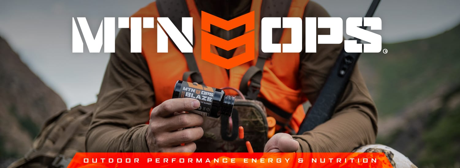 Mtn Ops Sport and Outdoor Supplements