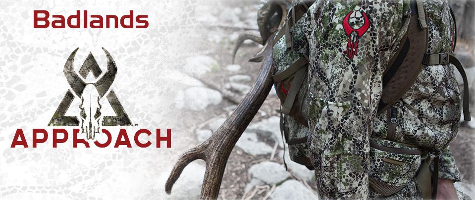 Badlands Hunting Packs and Apparel