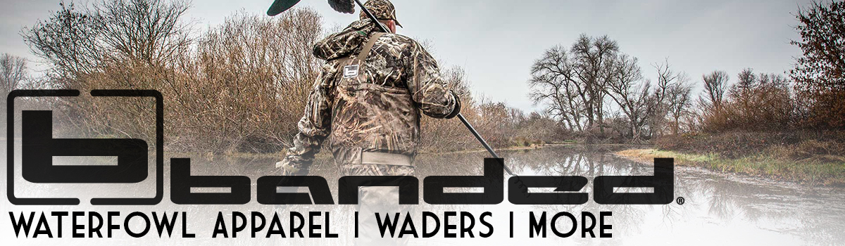 Banded Waterfowl Gear