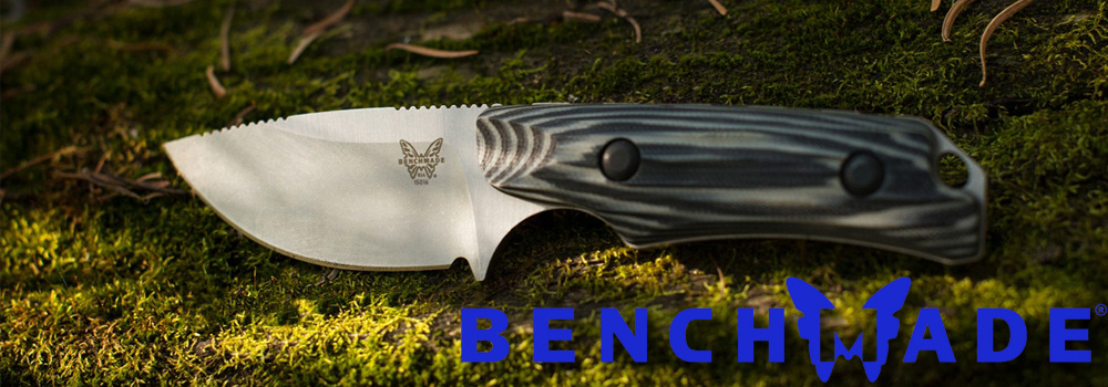 Bechmade Knives