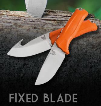 Benchmade Fixed Knives