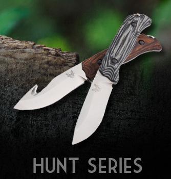 Benchmade Hunting Knives