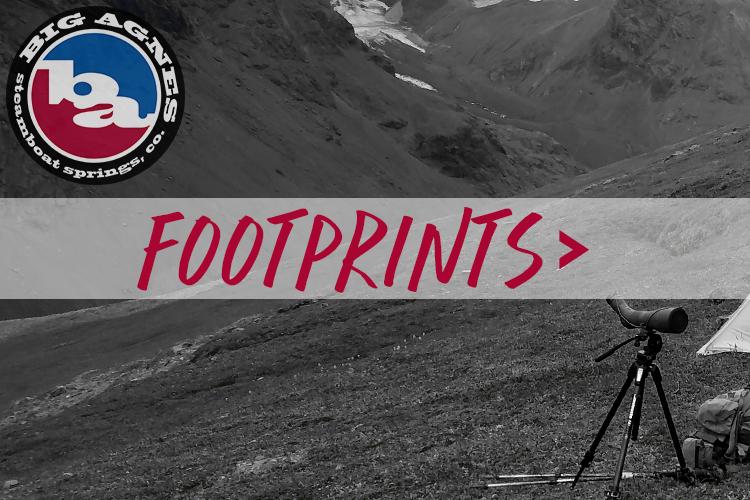 Big Agnes Footprints