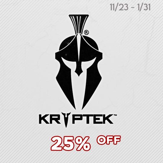 Kryptek Gear  - Black Friday Savings
