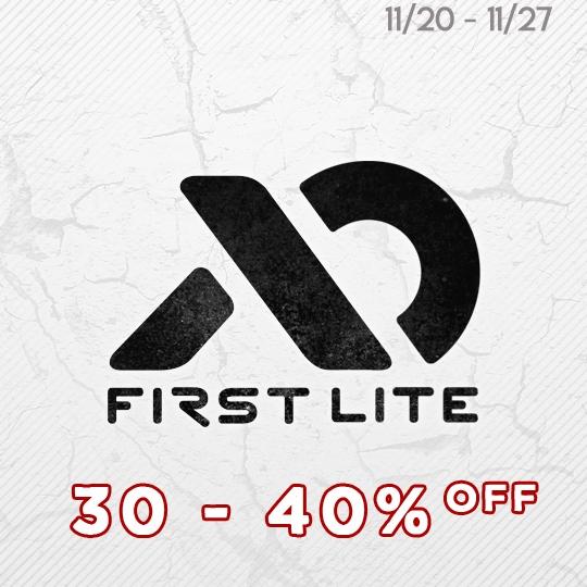 First Lite Camo  - Black Friday Savings