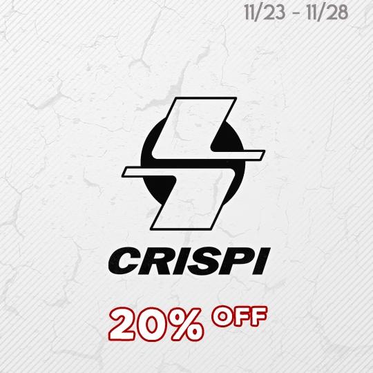 Crispi Boots - Black Friday Savings