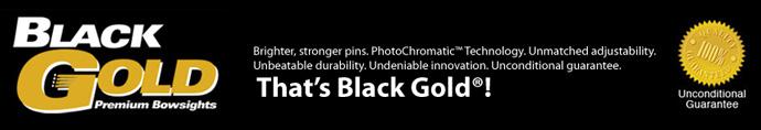 Black Gold Archery Sights