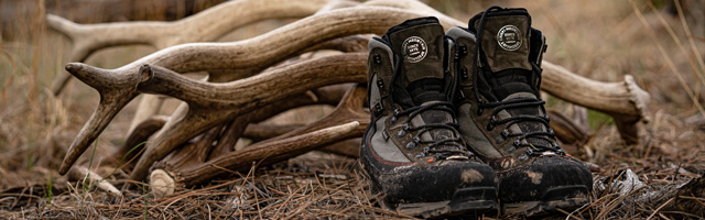 Outdoor and Hunting Footwear
