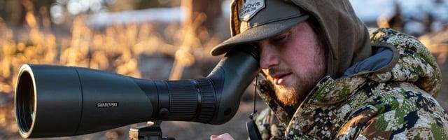 Binoculars and Scopes