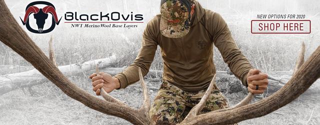 Shop BlackOvis Merino Wool Base Layers