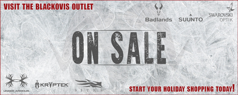 BlackOvis Outlet Store