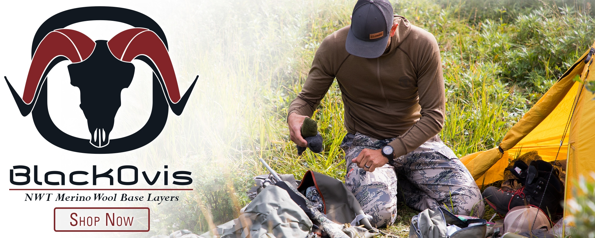 Online store of hunting goods: a selection of sites