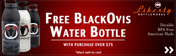 BlackOvis Liberty Bottle Works