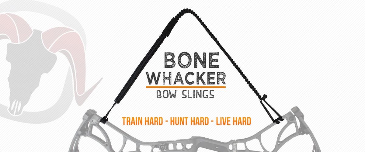 Bonewhacker Bow Slings on BlackOvis.com